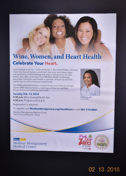 2018-02-13 Wine, Women, and Heart Health