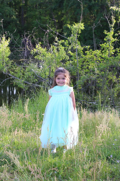 Kyleigh Anne- 5yrs old