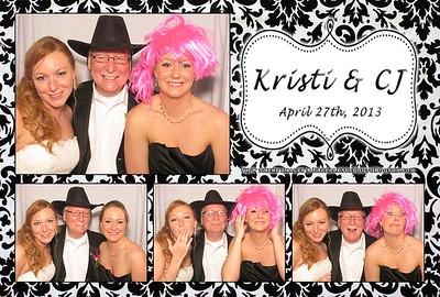 Kristi and CJ