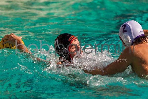 Oxy Men's Water Polo vs Cal Lutheran