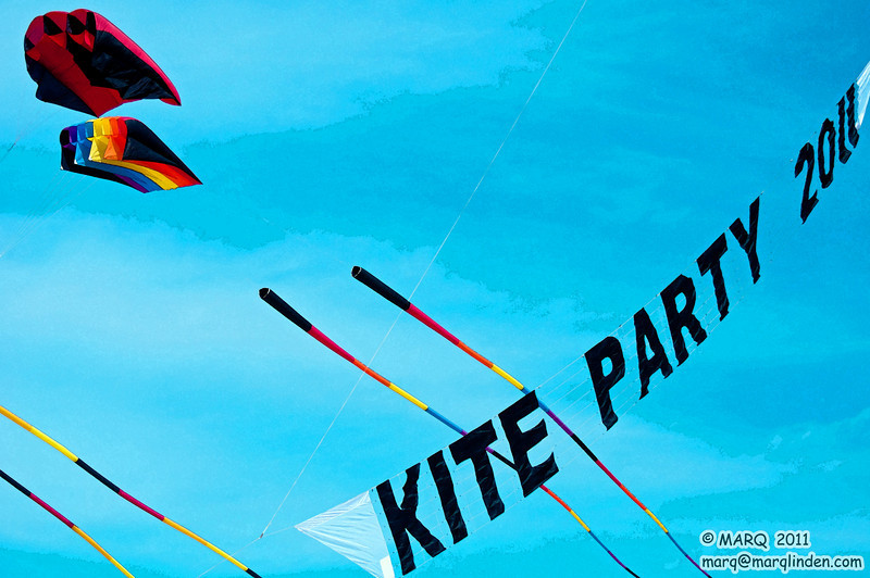 HB Kite Party Watercolor