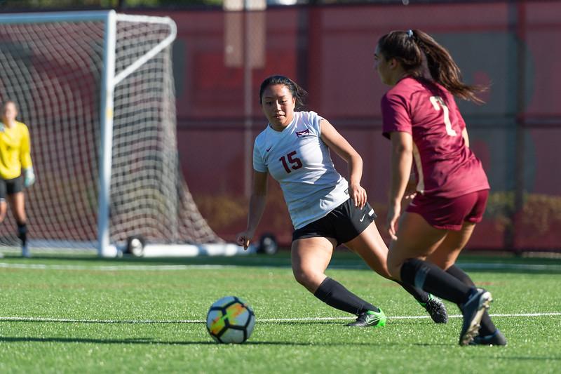 Willamette Women's Soccer Alumni Game