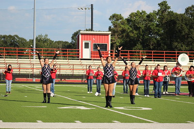 Shelbyville High holds Meet the Dragon Night & Scrimmage