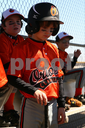 8U Orioles vs Rip City NM