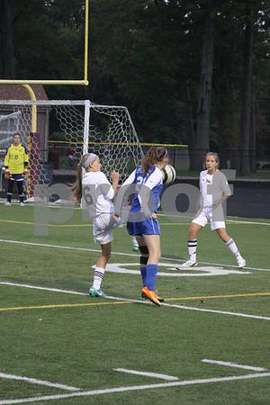 Avon  Lake v Brunswick Soccer Match 10-7-13