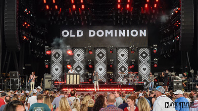 Old Dominion (AMP 2018)