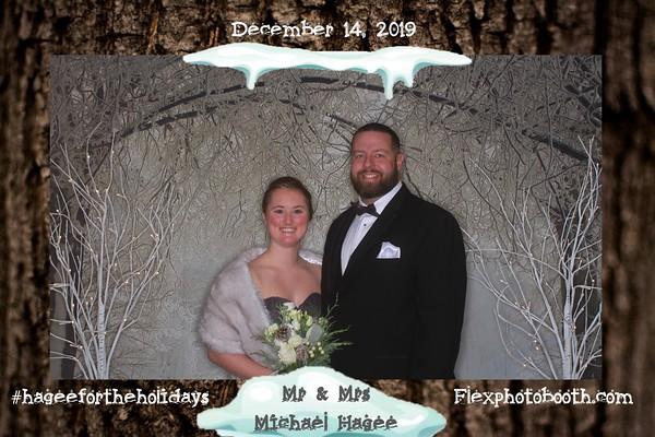 Mr & Mrs Hagee