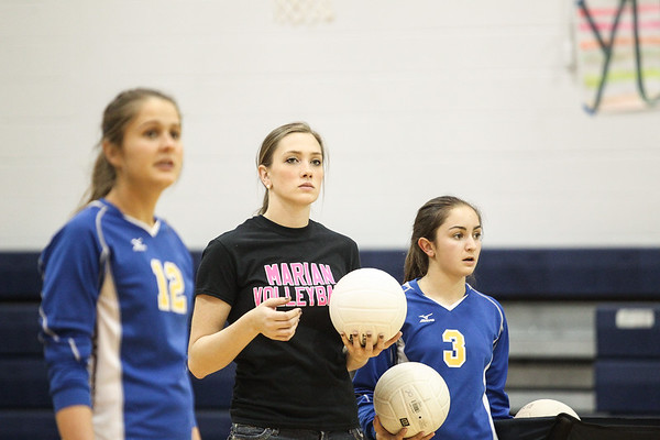 Varsity Volley Ball vs. Regina October 11, 2012