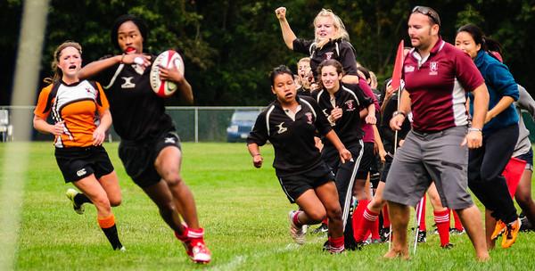 Radcliffe v Princeton Sept. 28, 2012