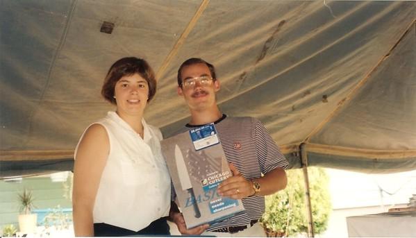 Wedding Reception 1999