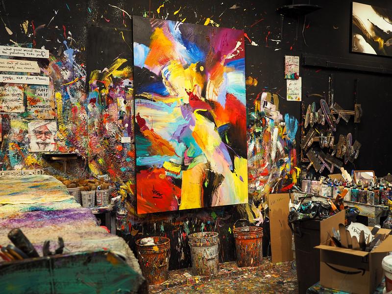 Jonas Gerard Fine Art in Asheville