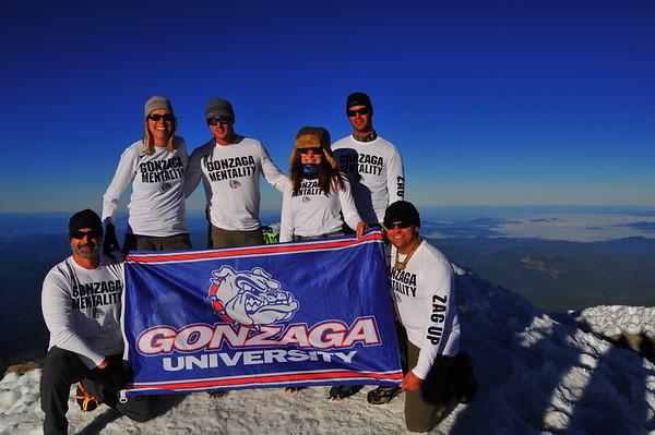 Gonzaga Hardiness, Mt Adams