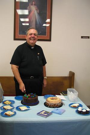 2013 May Fr Rodney Anniversary