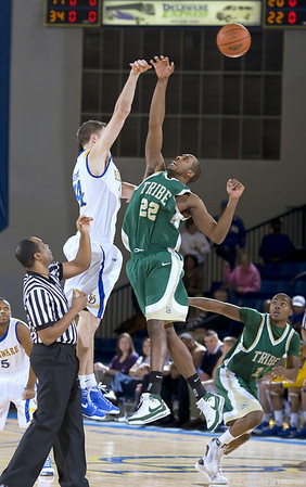 vs William and Mary 1/17/09