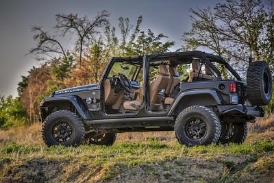 Lavon Jeep Shoot
