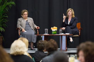 Kathy Murphy, President of Fidelity Personal Investing - Focus on Women & Financial Health-April 4, 2014
