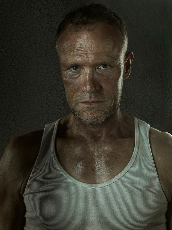 . Merle Dixon (Michael Rooker) - The Walking Dead -  PHoto Credit: Frank Ockenfels/AMC