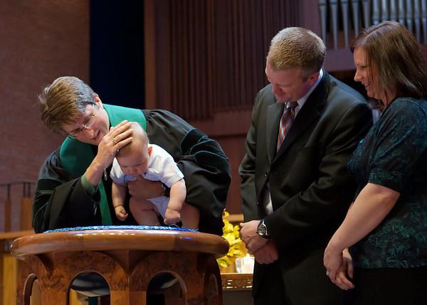 Colin's Baptism