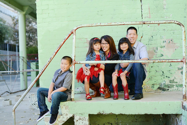 Yee Family Portrait Session