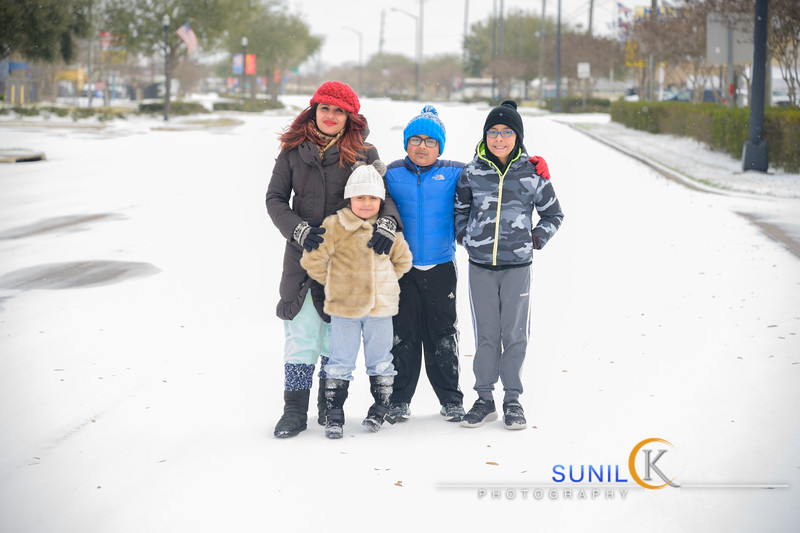 Snow Day - Feb 2021