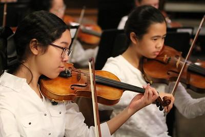 2018 21 January Prep JS Sinfonia Flute Choir