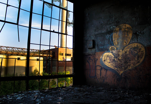 Street Art and Urban Decay
