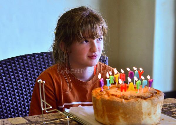 Ellie's Birthday