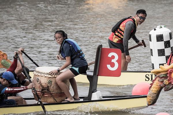Singapore River Regatta 2017 Day 2 Finals