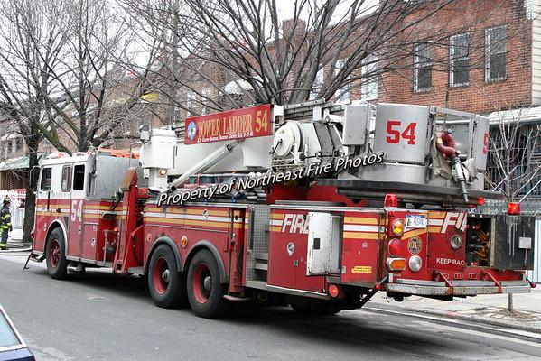 Bronx- Evergreen Avenue- 3/29/05