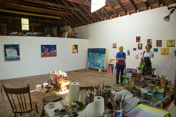 Gallery - Studio Visits