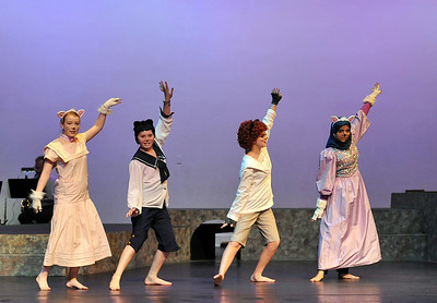 """2011 MS Musical, """"The Aristocats"""""""