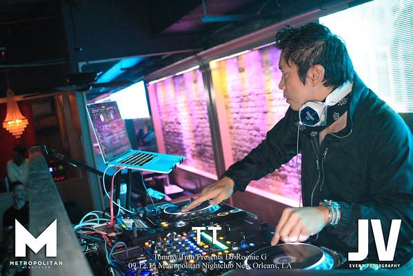 Dj Roonie G The Metropolitan Nightclub 09.12.15
