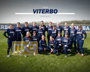 Viterbo softball SB19