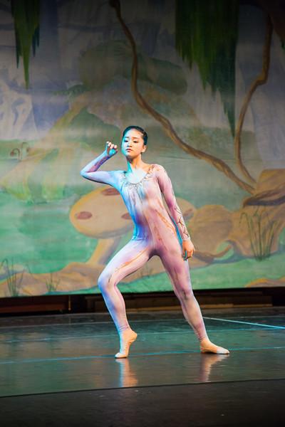 Fairfax Ballet Alice in Wonderland Dress Rehearsal May 2015