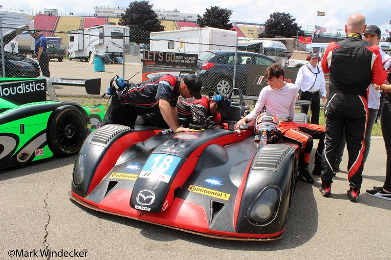 MPC Kyle Masson Performance Tech Motorsports