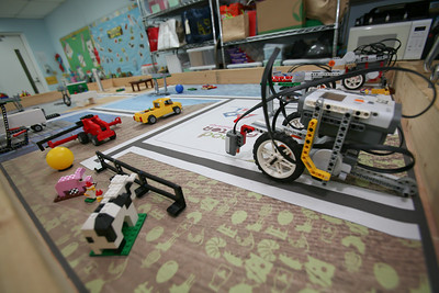 May 3, 2012 Symbiosis STEM Lab Dedication