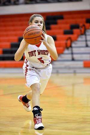 FWC Girls Basketball 8th  12-10-2015