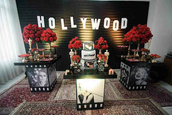 Isabella 15 anos - Hollywood