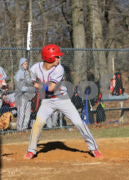 Hanover Park @ Lenape Valley Regional Freshman Baseball