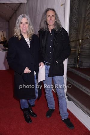Patti Smith and Fred Sonic Smith   photo by Rob Rich/SocietyAllure.com © 2014 robwayne1@aol.com 516-676-3939