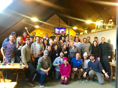 3rd Annual YL Ski Trip 2-8-19