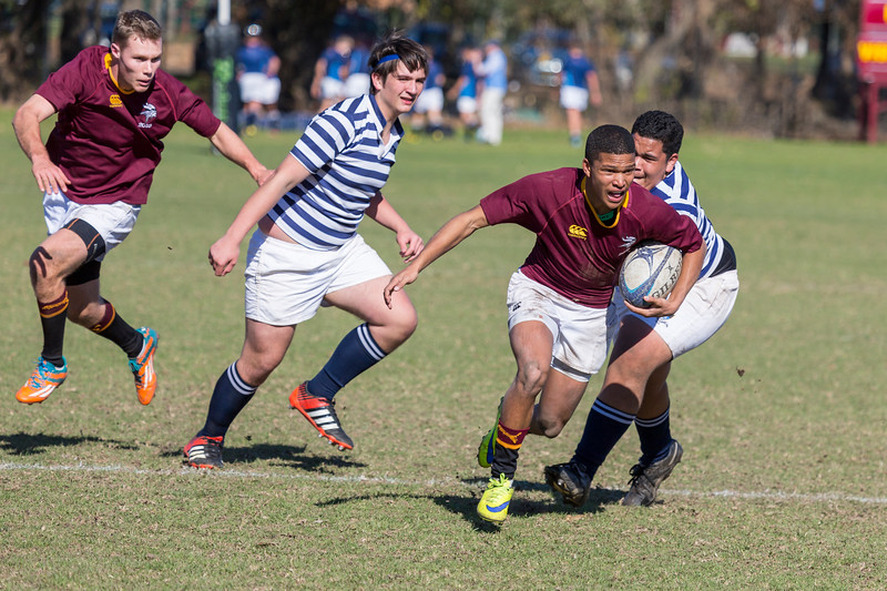 PRG Rugby 19F vs. SACS