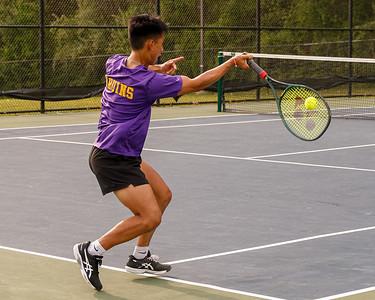 Boys Tennis v South County 4/28/21