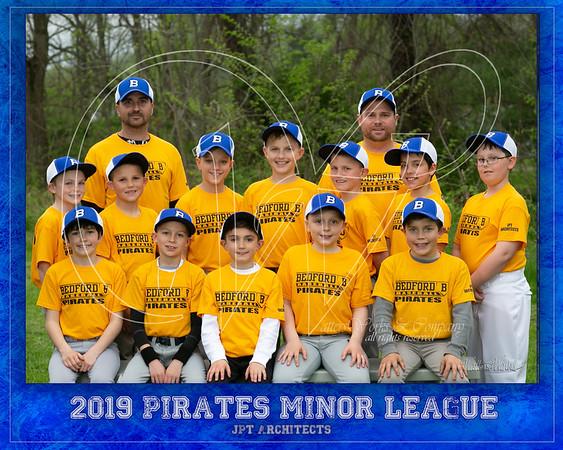 Kozielec Minor League Pirates