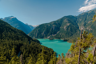 North Cascades Landscapes