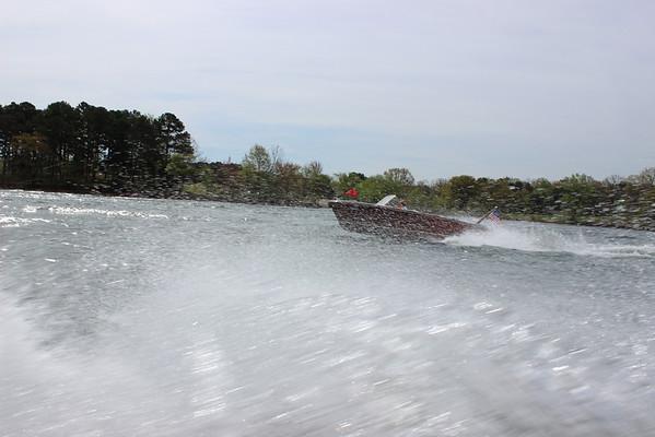 2014 Lake Hartwell