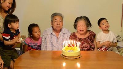 Kim Suor's 69th:  June 3, 2014