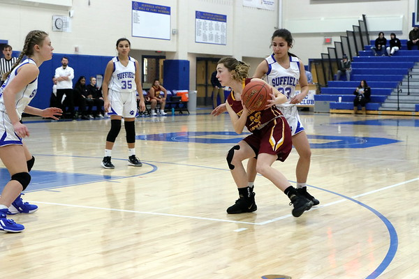 Windsor Locks vs Suffield JV,  February 14, 2020