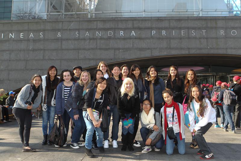 New York City 2012 - 'Iolani Drama Department