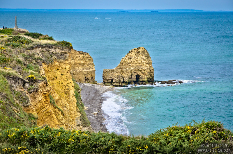 Cliffs of Normandy  13   Photography by Wayne Heim